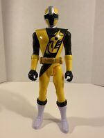 "Power Rangers Ninja Steel Yellow Ranger 12"" Action Figure"