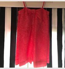 $308 NWT BCBG Raspberry Bow Dress Size 6