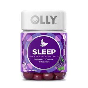 Olly Sleep Melatonin Vitamin Gummies