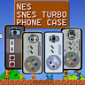 NES SNES TURBO NINTENDO Galaxy S8 Plus S6 s5 s4 s7 Note  3 4 5 Edge Phone Case