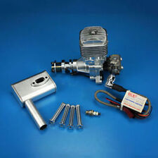 Latest DLE30RA 30cc Gas Engines For RC Airplanes W/ Electronic Igniton & Muffler