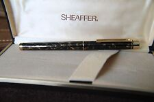 Sheaffer Targa Fountain Pen - Rare filigree version - solid gold nib