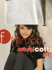 Kinderstrumpfhose,warm,Franzoni,80%Baumwolle,Farbe weiß, Größe 92-98