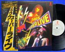 LP BOW WOW - SUPER LIVE /1978 * HEAVY METAL JAPAN INVITATION ** INCL.INLET + OBI