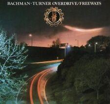 BACHMAN-TURNER OVERDRIVE - FREEWAYS NEW CD
