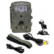 RD1000 1080P HD 12MP Hunting Scouting Trail Camera Game Security IR LED Night