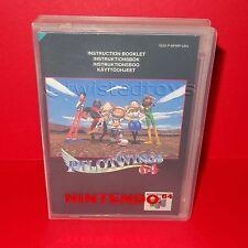 VINTAGE 1996 NINTENDO 64 N64 PILOT WINGS 64 CARTUCCIA VIDEOGIOCO PAL + Custodia