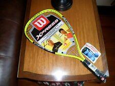 Wilson Xpress Titanium Racquetball Racquet Model R0070U - New