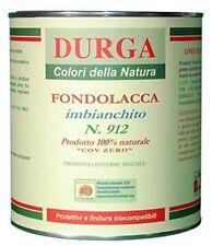 Durga Fondo Lacca - Primer Turapori fissativo per legno 0.750l
