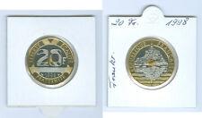 """FRANCIA 20 FRANCOS 1998"""" MONT Pieza Michel"""" Sin Circulación SOLO 25.000 piezas"""