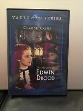 The Mystery of Edwin Drood - DVD -1935 Universal Vault Series - Claude Rains