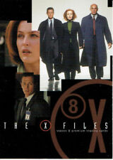 X-Files TV & Movies INKWORKS Collectable Trading Cards