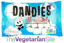 Dandies Marshmallows | FREE SHIPPING | vegan, all-natural, vegetarian 10/19/2017