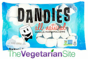Dandies Marshmallows | FREE SHIPPING | vegan vegetarian gift 6/16/2021