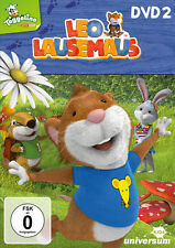 Leo Lausemaus - DVD 2 - DVD - Neu & OVP