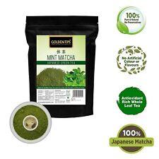 Japanese Mint Matcha Green Tea Powder 50 Gram 25 Cups