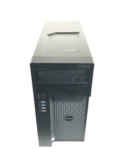 Dell Precision 3620 MT Core i5 7500 3.4GHz 16GB RAM 1TB SSD Win 10 Pro