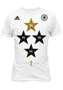Official adidas Football World Cup 2014 Children Winner T-Shirt National Team