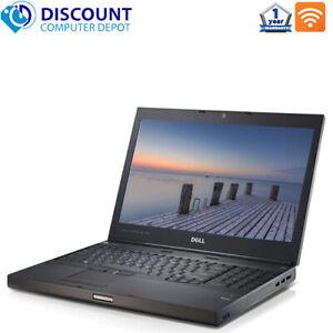 "Dell Precision M4600 15.6"" Intel Core i5-2540M 8GB RAM 320GB HDD Wind-10 Pro AMD"