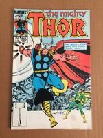 Thor #365 ~~ 2nd Full Appearance Thor Frog