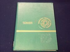 1993 JERSEY CITY STATE COLLEGE YEARBOOK - THE TOWER - GREAT PHOTOS - K 64