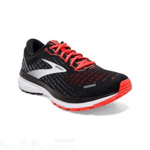 Running Shoes Brooks Ghost 13, Ladies, DNA Loft Absorption, Black/Grey/Orange