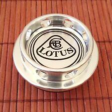 SILVER Aluminum Oil Cap for Lotus Elise Exige Evora w/ 2GR-FE, 2ZZ-GE engine