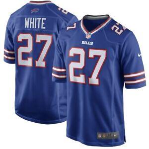 Tre'Davious White #27 Cornerback, Buffalo Bills, Football Team Jersey