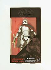 Mb Hasbro - Star Wars Capitan Phasma Black series