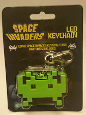 Space invaders/ LED key chain/ Key ring torch/ batteries included - 447