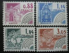 FRANCE PREOBLITERE 1981 N° 170 / 173 NEUF * * SANS CHARNIERE