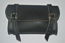Borsello Sottosella Similcuoio Nero/SADDLE TOOL BAGS LEATHERLIKE BLACK