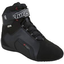 Furygan JET D3O Herren Sympatex Motorradschuh Leder - schwarz