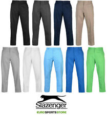 NEW Slazenger Mens Golf Trousers Regular Fit Sport Casual Pants Bottoms