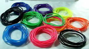 NEW Shag Bands Gummies Bracelets fancy Gummy Wristbands Jelly 80's 90's bangles
