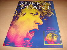 ROBERT PLANT - MANIC NIRVANA!!!!!!!!!PUBLICITE / ADVERT