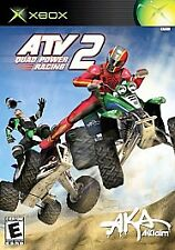 ATV: Quad Power Racing 2, Very Good Xbox,Xbox Video Games