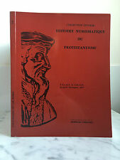 Catalogue sales Collection Stucker Numismatic History November 1977
