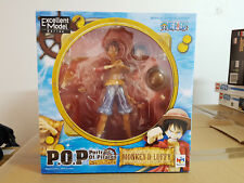 Monkey D. Luffy Sailing Again Megahouse Portrait.Of.Pirates POP One Piece Rufy