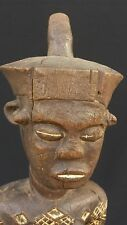 DENGESE FIGURE - DROC BEAUTIFUL WOODEN AFRICAN ART       PRICE REDUCED TILL 7-15