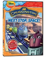 Chuggington: Next Stop Space! On DVD Brand New E03