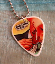 Frank Zappa Weasels Ripped My Flesh Pick Necklace - New