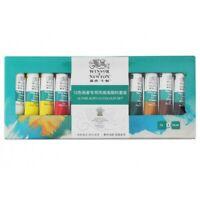 Winsor and newton acrylic paint set