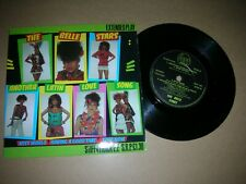 THE BELLE STARS - ANOTHER LATIN LOVE SONG (E.P)..UK.STIFF BUY 130 IN PIC.SLV