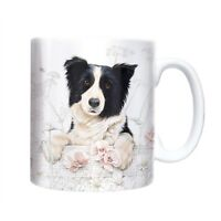 Border Collie Sheepdog Mug - Ceramic - A Great Gift for a Collie Lover - Boxed