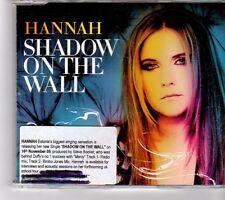 (FM962) Hannah, Shadow On The Wall - 2009 DJ CD