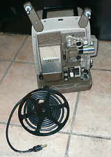 PROJECTEUR FILM 8 MM BELL & HOWELL  266 EXLY MADE IN USA VINTAGE