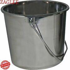 Stainless Steel Bucket 1 Gallon Model 78174