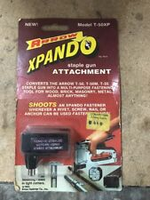 Arrow Xpando Staple Gun Attachment/Model T-50XP