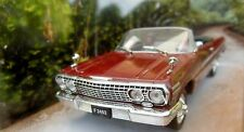 007 JAMES BOND Chevrolet Impala Convertible - Live and Let Die 1:43 CAR MODEL